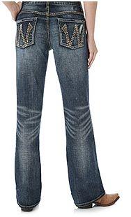 Wrangler® Cowgirl Cut® Ultimate Riding Jean - Shiloh