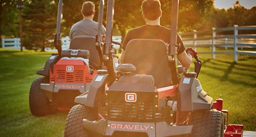 20% Off GRAVELY