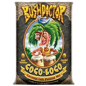 Bushdoctor Coco Loco™ Potting Mix, 2 cu ft
