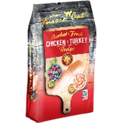 Fussie Cat Market Fresh Chicken & Turkey Dry Cat Food