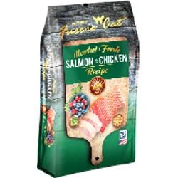 Fussie Cat Market Fresh Salmon & Chicken Dry Cat Food