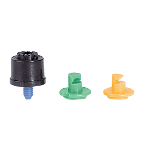 DIG Twelve Jet Micro Sprayer with 10/32 in. Threaded Barb