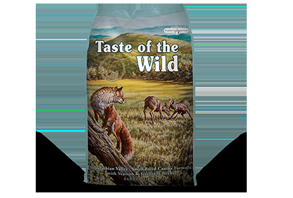 Taste of the Wild Appalachian Valley Small Breed Canine Formula 14lb