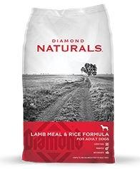 Diamond Naturals Lamb & Rice 6lb