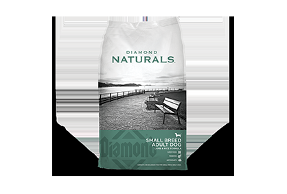 Diamond Naturals Small Breed Lamb & Rice 6lb