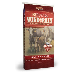 Wind and Rain® Storm® Formula All Season Cattle Mineral