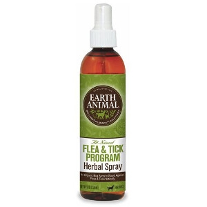 Earth Animal Flea & Tick Program Herbal Spray