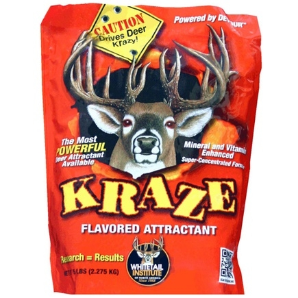 Whitetail Institute Kraze Deer Attractant