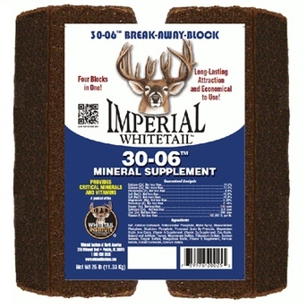 Whitetail Institute 30-06 Mineral Block