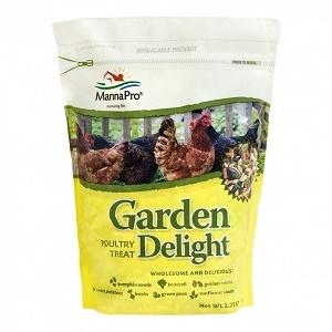 Garden Delight™ Poultry Treat