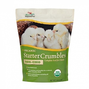 Starter Crumbles Poultry Feed - 5#