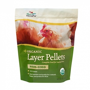 Layer Pellets Poultry Feed - 10#