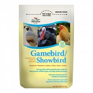Gamebird/Showbird Poultry Feed - 5#