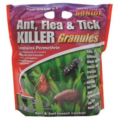 Ant, Flea & Tick Killer Granules, 10 lbs.