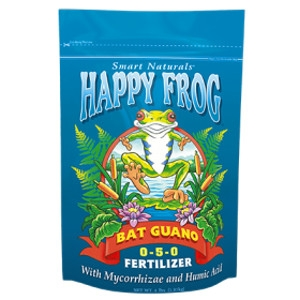 Happy Frog Bat Guano Fertilizer, 4 lbs