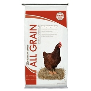 Southern States All Grain Layer & Breeder Crumble 50 LB