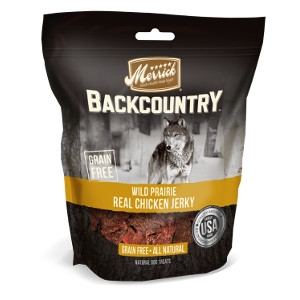 Merrick Backcountry Wild Prairie Real Chicken Jerky