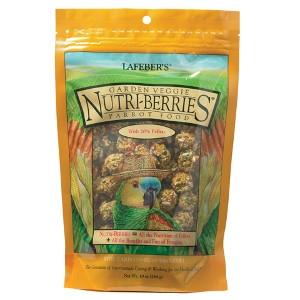 ParrotGarden Veggie Nutri-Berries
