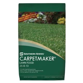 Southern States Carpetmaker Lawn Food 25-0-13 48 Pound