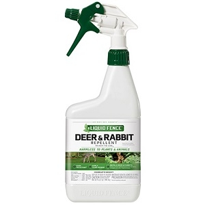 Liquid Fence® Deer & Rabbit Repellent Ready-To-Use2 - 32oz.