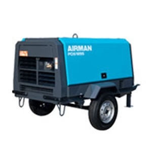 185 CFM Towable Diesel Air Compressor