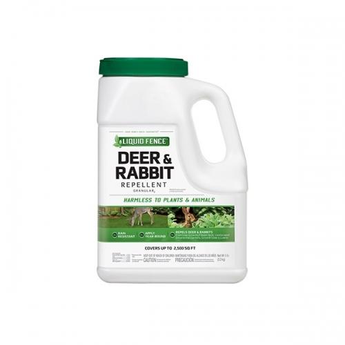 Liquid Fence® Deer & Rabbit Repellent Granular2 - 5#