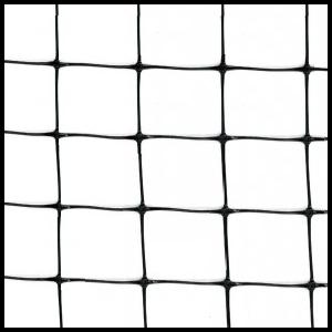 Tenax 7.5' X 100' Deer Fence, Black