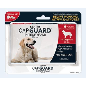 CapGuard Flea Treatment