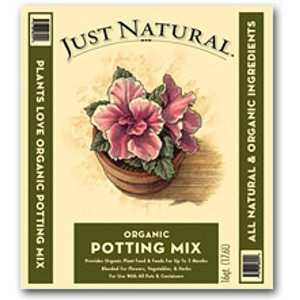 Just Natural Organic Potting Mix, 1.5 cu. ft.