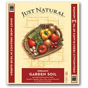 Just Natural Organic Garden Soil, 1.5 cu. ft.