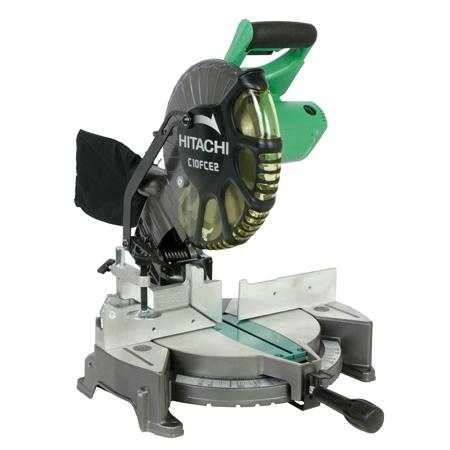Hitachi Compound Miter Saw, 10