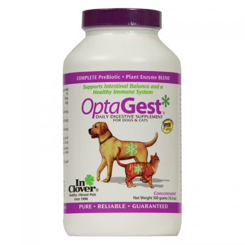 OptaGest Daily Digestive Supplement for Dogs & Cats 100gm