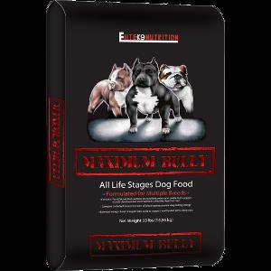 Maximum Bully Dry Dog Food 33 Pound