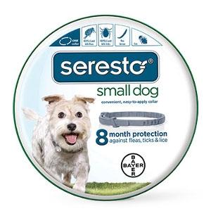 Seresto Flea & Tick Collar- Small Dog