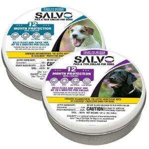 Salvo® Flea & Tick Collars for Dogs
