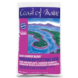 Coast of Maine Bar Harbor Premium Potting Soil 8 Quart