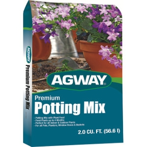 Agway Premium Potting Mix 1 Cubic Foot