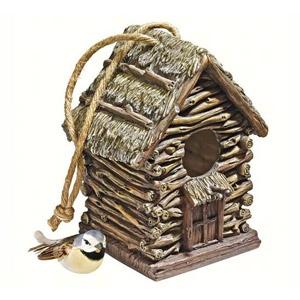 Backwoods Cottage Birdhouse