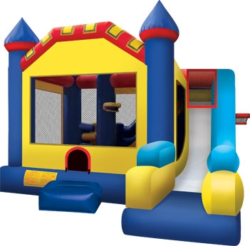 Castle Bounce/Slide Combo