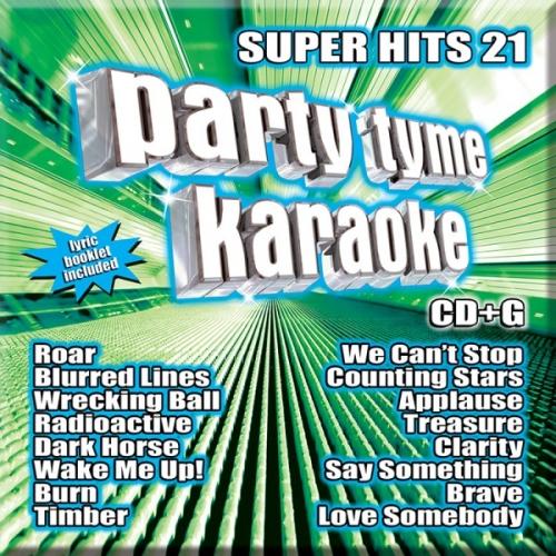 Karaoke CD, Super Hits 21