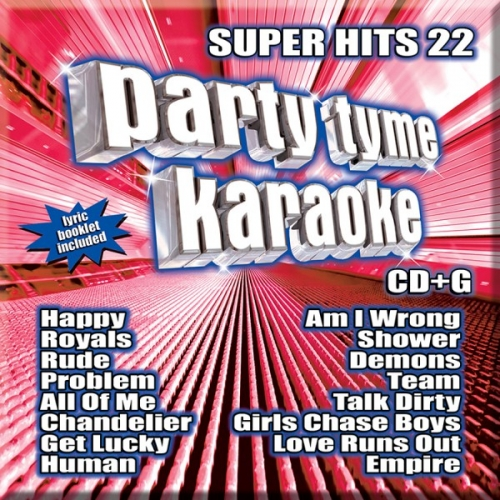 Karaoke CD, Super Hits 22