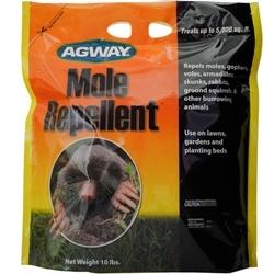 Agway Mole Repellent 5m 10lb