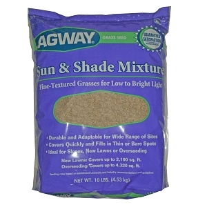 Agway Sun And Shade Mix 10lb