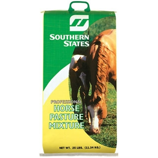 Southern States Professional Horse Pasture Mixture North 25 lb
