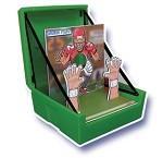 FOOTBALL TOSS GAME