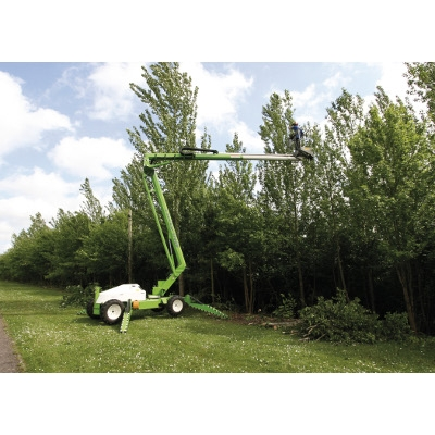 4x4 50ft Self Drive Work Platform Lift