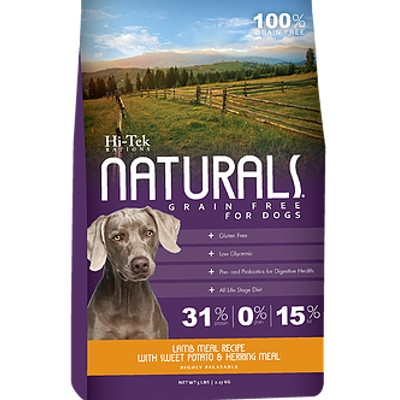 Hi-Tek Naturals Grain Free Lamb & Sweet Potato Dry Dog Food