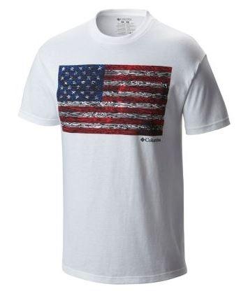 Columbia Flag T