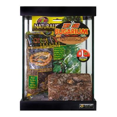 Bugarium Insect Habitat Starter Kit, 3 gallons