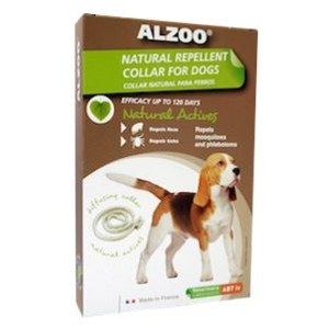 Alzoo Repellent Collar For Small Dogs